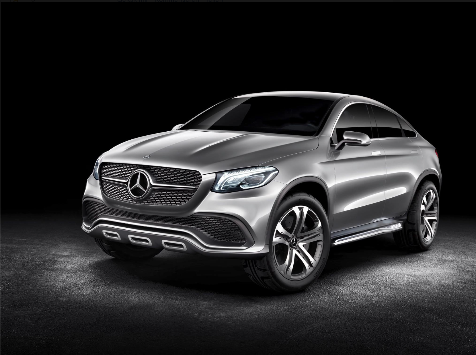 Mercedes CLA SUV - Crossover Peking