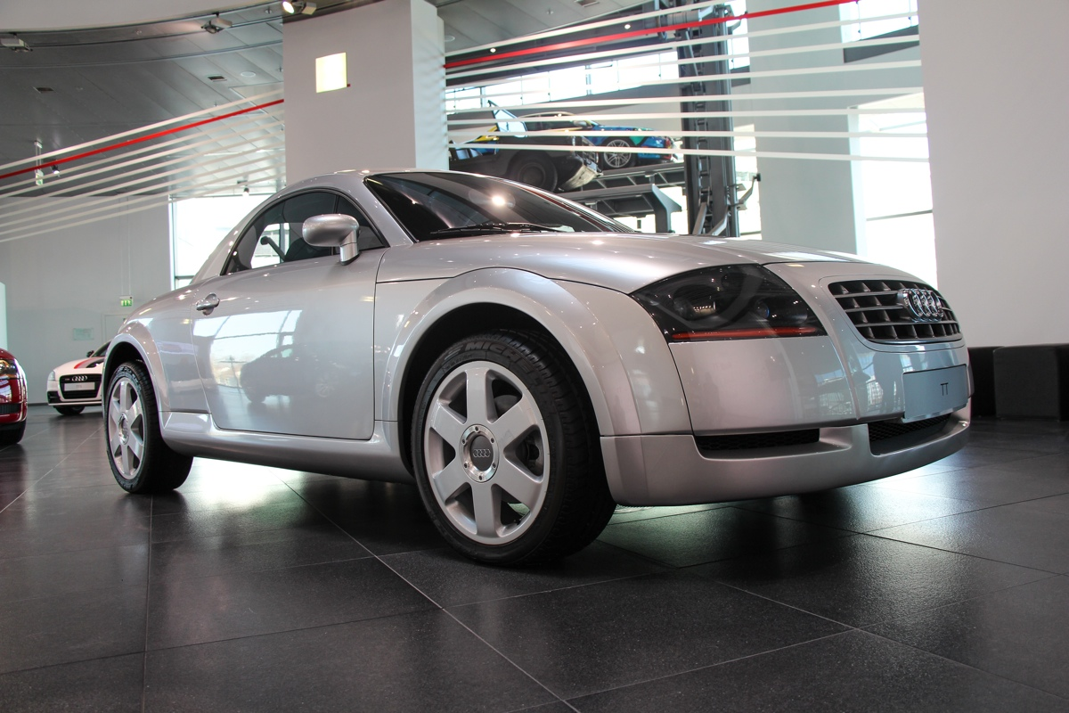 neuer audi tt 2006. Black Bedroom Furniture Sets. Home Design Ideas