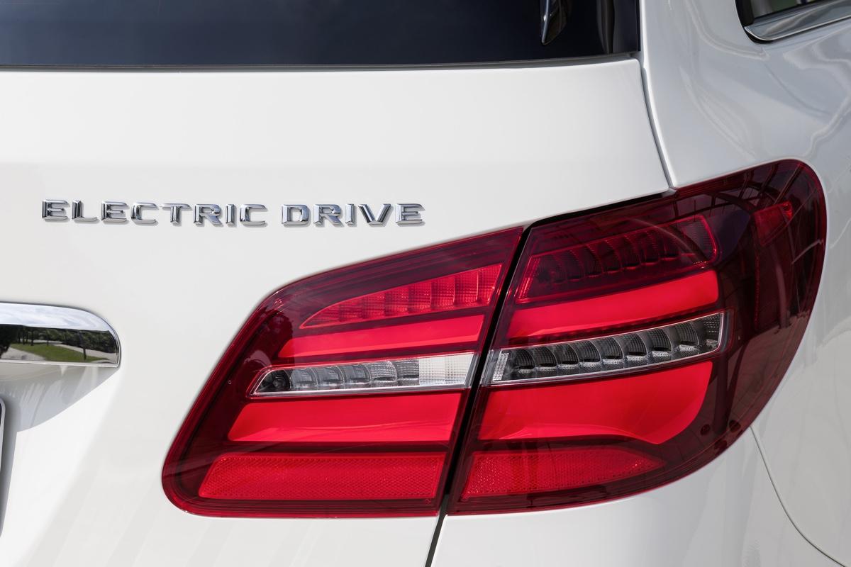 B-Klasse Electric Drive (W 242) 2014B-Class Electric Drive (W 242) 2014