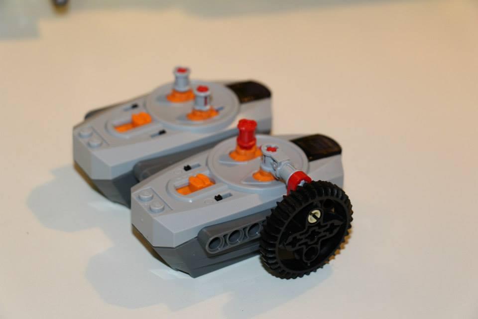 lego technic 42030 der volvo l350 f radlader