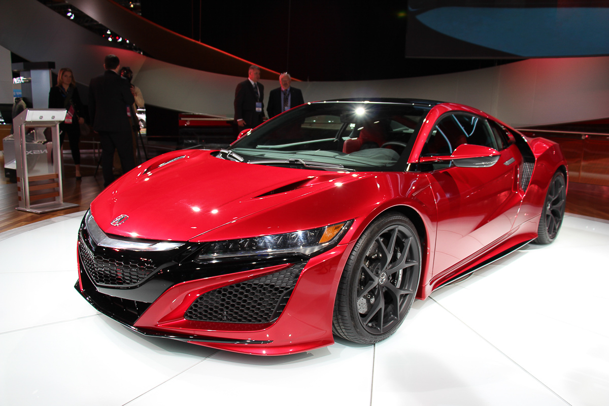 naias 2015 highlights honda nsx acura nsx. Black Bedroom Furniture Sets. Home Design Ideas