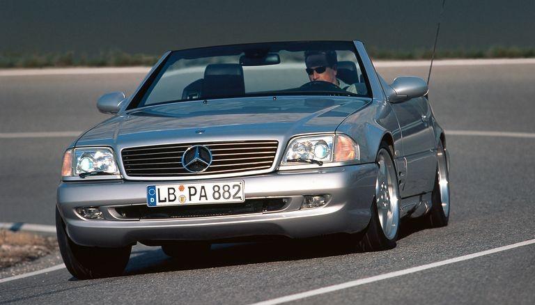 Mercedes-Benz-Typ-SL-73-AMG-Front
