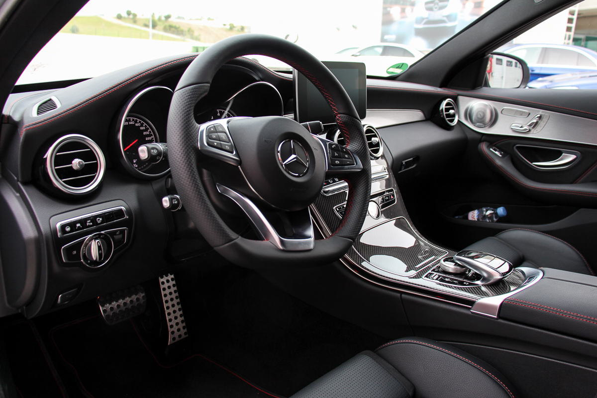 vorstellung mercedes benz c 450 amg 2015 die perfekte c klasse rad. Black Bedroom Furniture Sets. Home Design Ideas