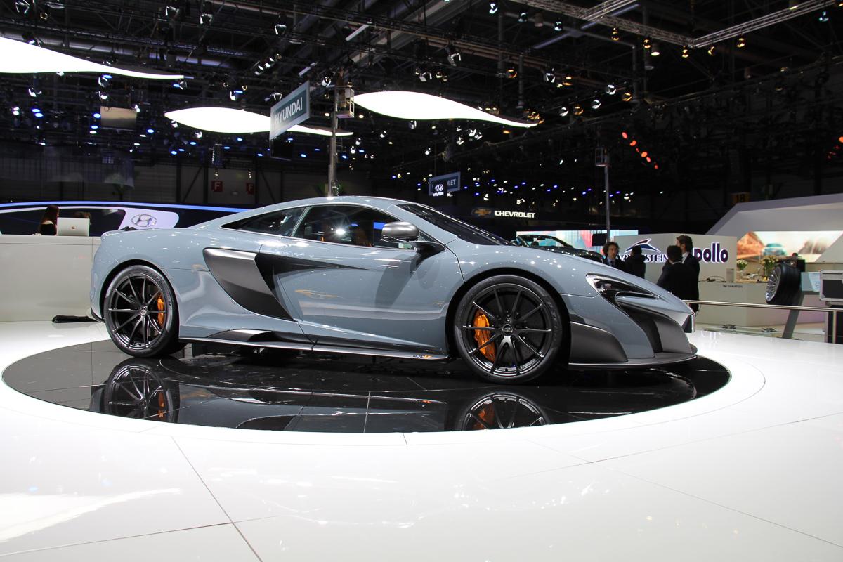 McLaren 675 LT