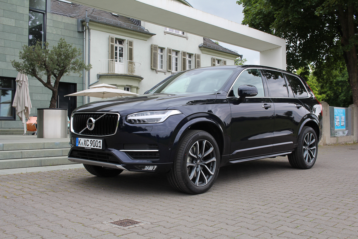 fahrbericht 2015 volvo xc90 d5 awd momentum rad. Black Bedroom Furniture Sets. Home Design Ideas