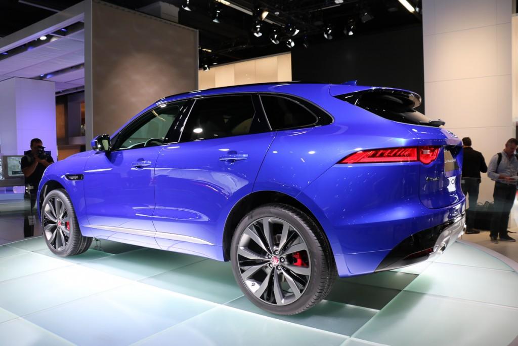 IAA 2015: Jaguar F-PACE First Edition | rad-ab.com