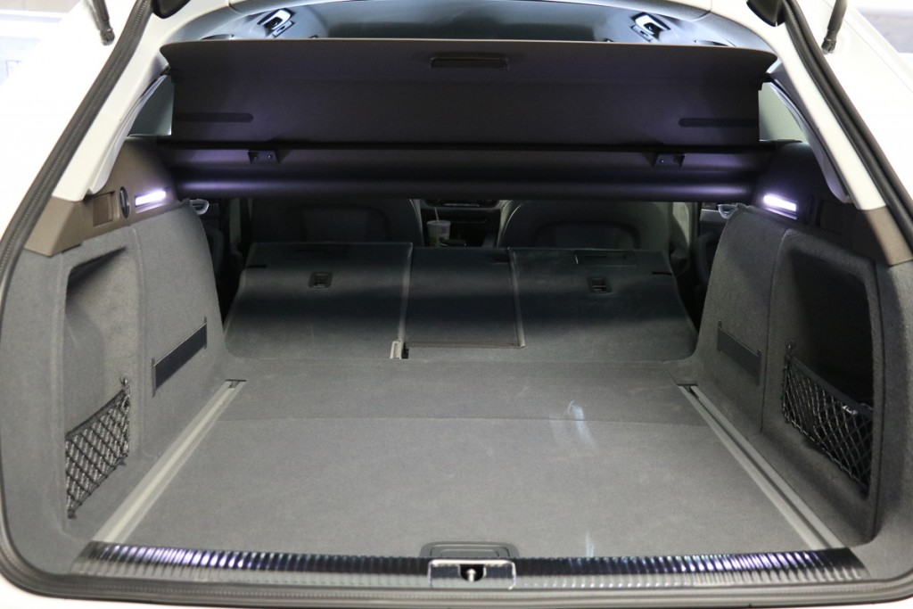 Der Audi A4 Avant Ist K 252 Rzer Als Die Audi A4 Limousine
