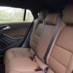 Mercedes-Benz CLA Shooting Brake ist Kindersicher