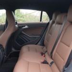 Mercedes-Benz CLA Shooting Brake MaxiCosi passt