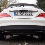 Mercedes-Benz CLA Shooting Brake Heck