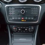 Mercedes-Benz CLA Shooting Brake Tasten
