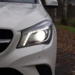 Mercedes-Benz CLA Shooting Brake Scheinwerfer