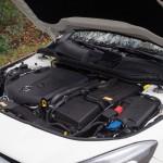 Mercedes-Benz CLA Shooting Brake Motorraum