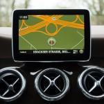 Mercedes-Benz CLA Shooting Brake Infotainment