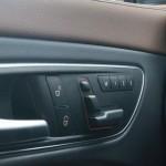 Mercedes-Benz CLA Shooting Brake Sitzverstellung