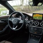 Mercedes-Benz CLA Shooting Brake Armaturenbrett