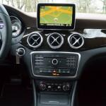 Mercedes-Benz CLA Shooting Brake Dashbord