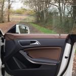 Mercedes-Benz CLA Shooting Brake Tür