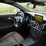 Mercedes-Benz CLA Shooting Brake Innenraum