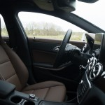 Mercedes-Benz CLA Shooting Brake Sitze