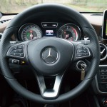 Mercedes-Benz CLA Shooting Brake Lenkrad