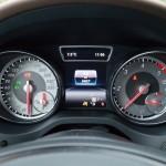 Mercedes-Benz CLA Shooting Brake Instrument