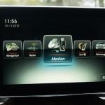 Mercedes-Benz CLA Shooting Brake Medien