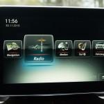 Mercedes-Benz CLA Shooting Brake Radio