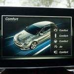 Mercedes-Benz CLA Shooting Brake Comfort Fahrmodus