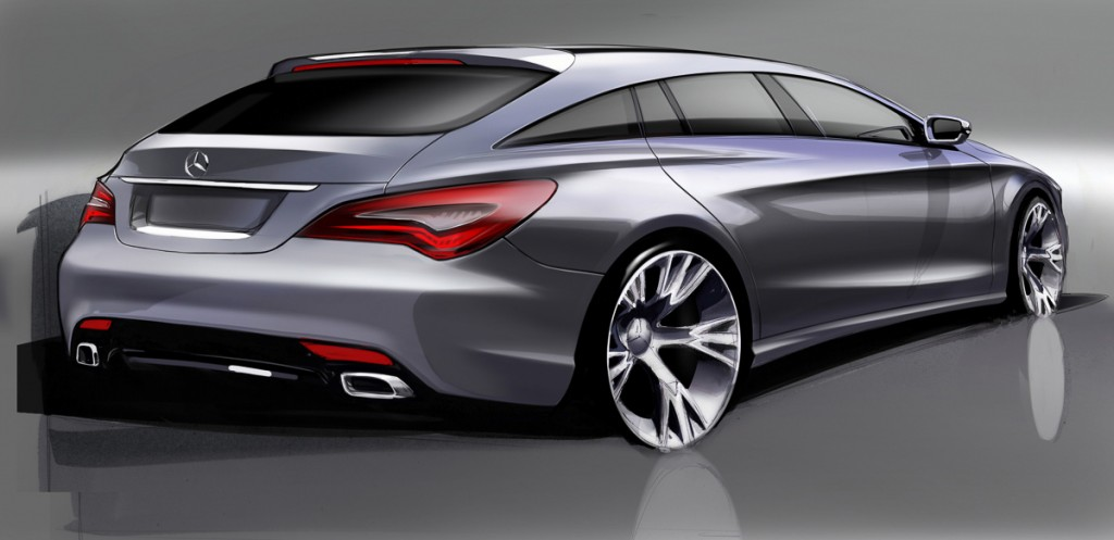 Mercedes Classe E Shooting Brake