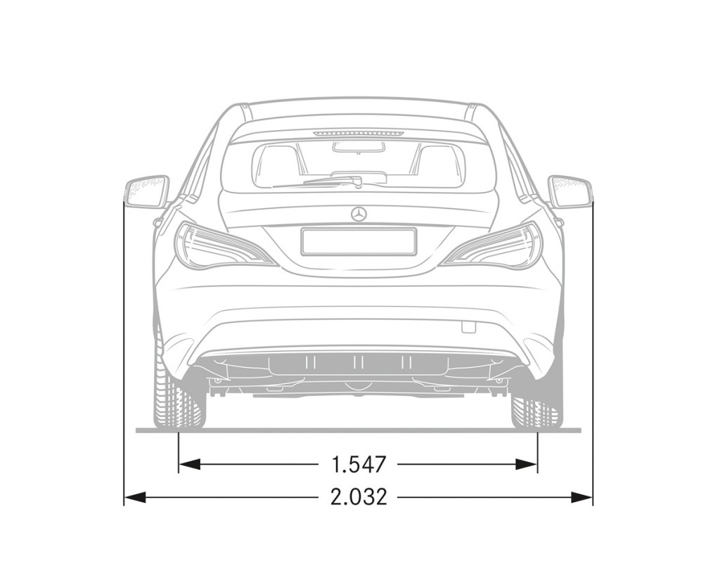 Mercedes-Benz-CLA-Shooting-Brake-Concept-technische-Daten-Abmessungen-Zeichnungen-5