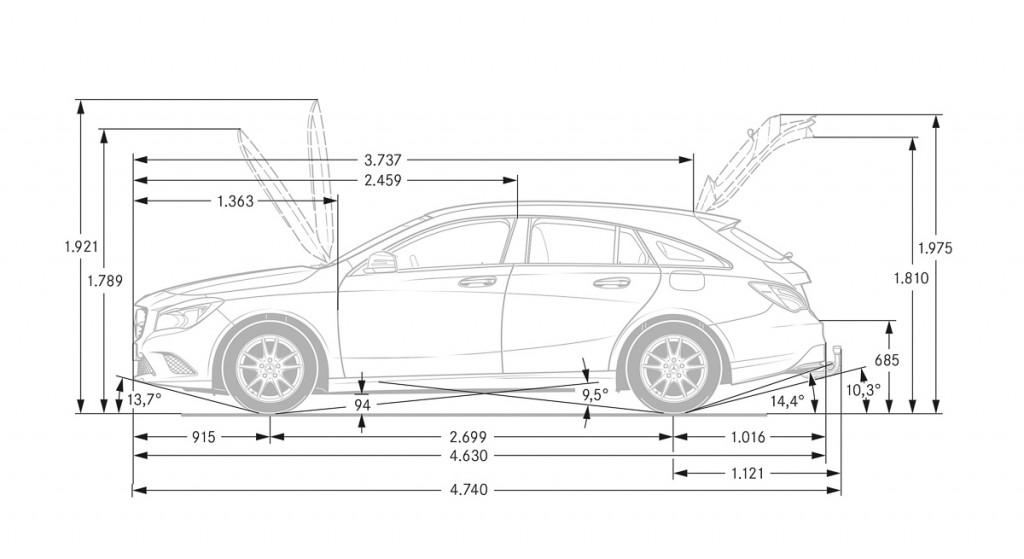 Mercedes-Benz-CLA-Shooting-Brake-Concept-technische-Daten-Abmessungen-Zeichnungen-8