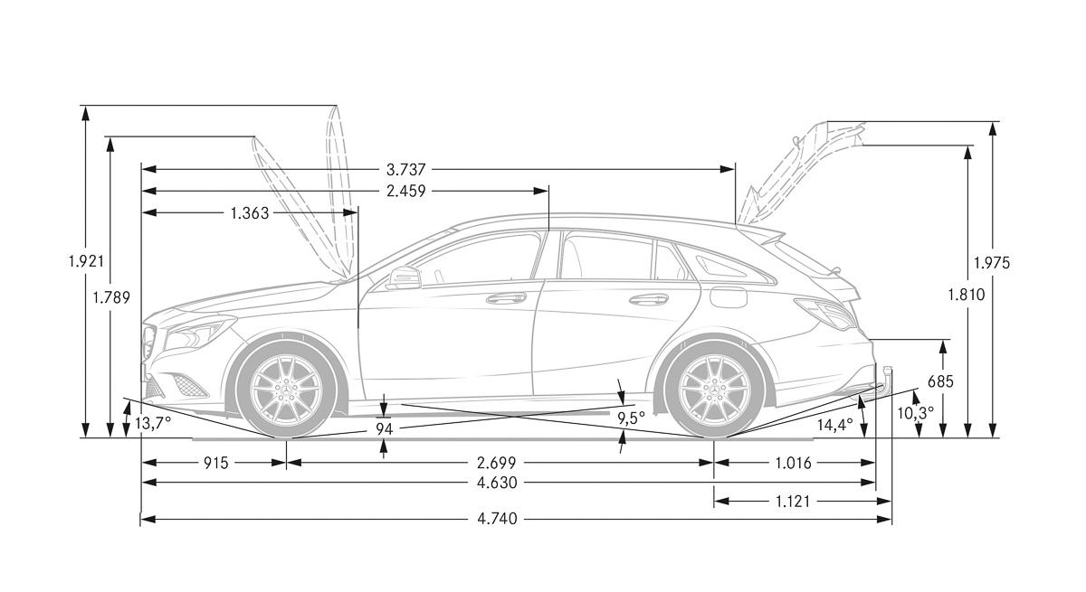 Mercedes-Benz-CLA-Shooting-Brake-Concept-technische-Daten ...