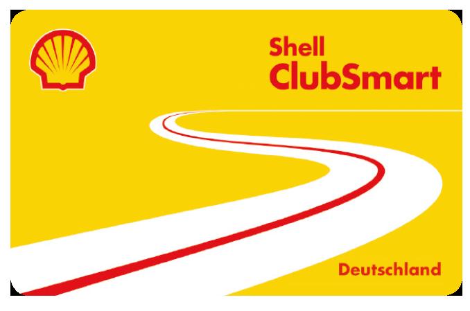 Shell ClubSmart Karte