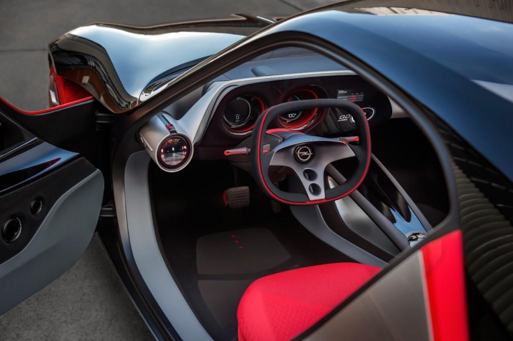 neue Opel GT