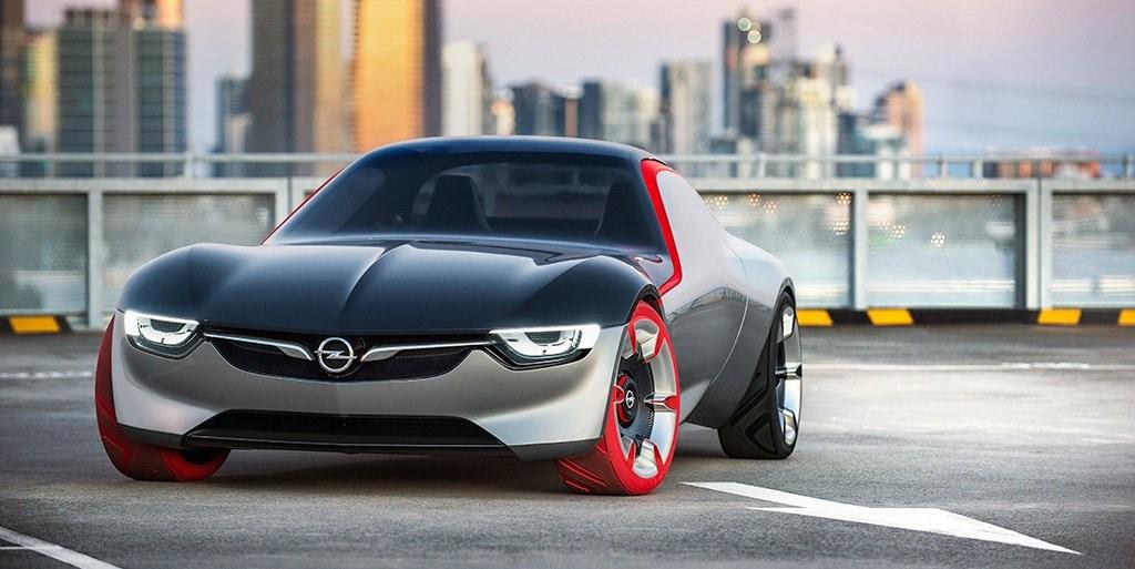 Opel GT 2016