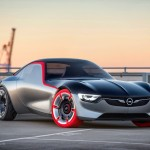 Opel GT Concept - Front