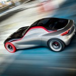Opel GT Concept - Fahraufnahme
