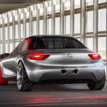 Opel GT Concept - Geiles Heck?