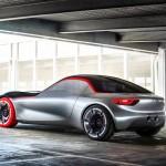 Opel GT Concept - keine Aussenspiegel