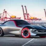 Opel GT Concept - Türen ohne Griffe