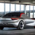 Opel GT Concept - LED Rückleuchten
