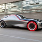Opel GT Concept - Fahrbild