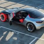 Opel GT Concept - Innenraum