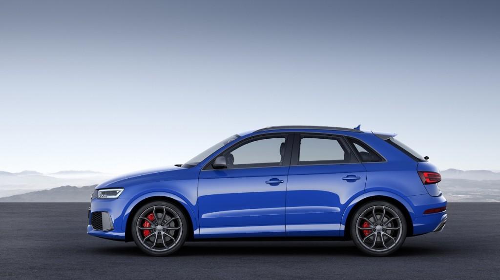 Audi RS Q3 performance Seite