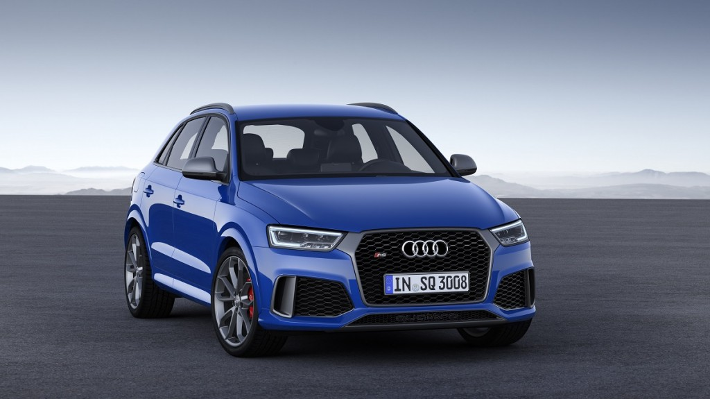 Audi RSQ3 Performance