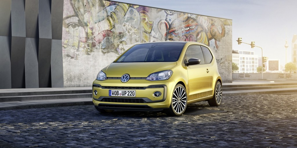 Volkswagen up Facelift