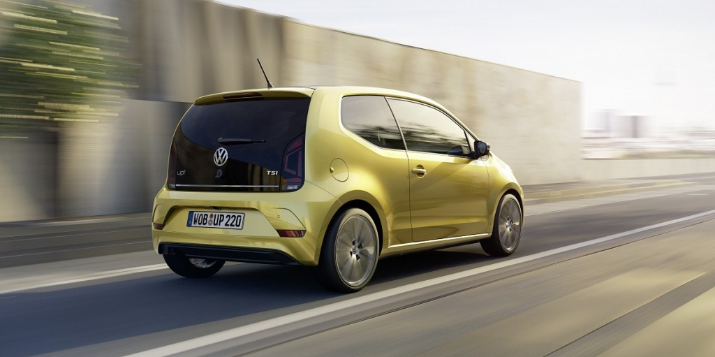 2016 Volkswagen up News