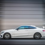 Mercedes-AMG C 43 4MATIC Coupé  Fahrbild