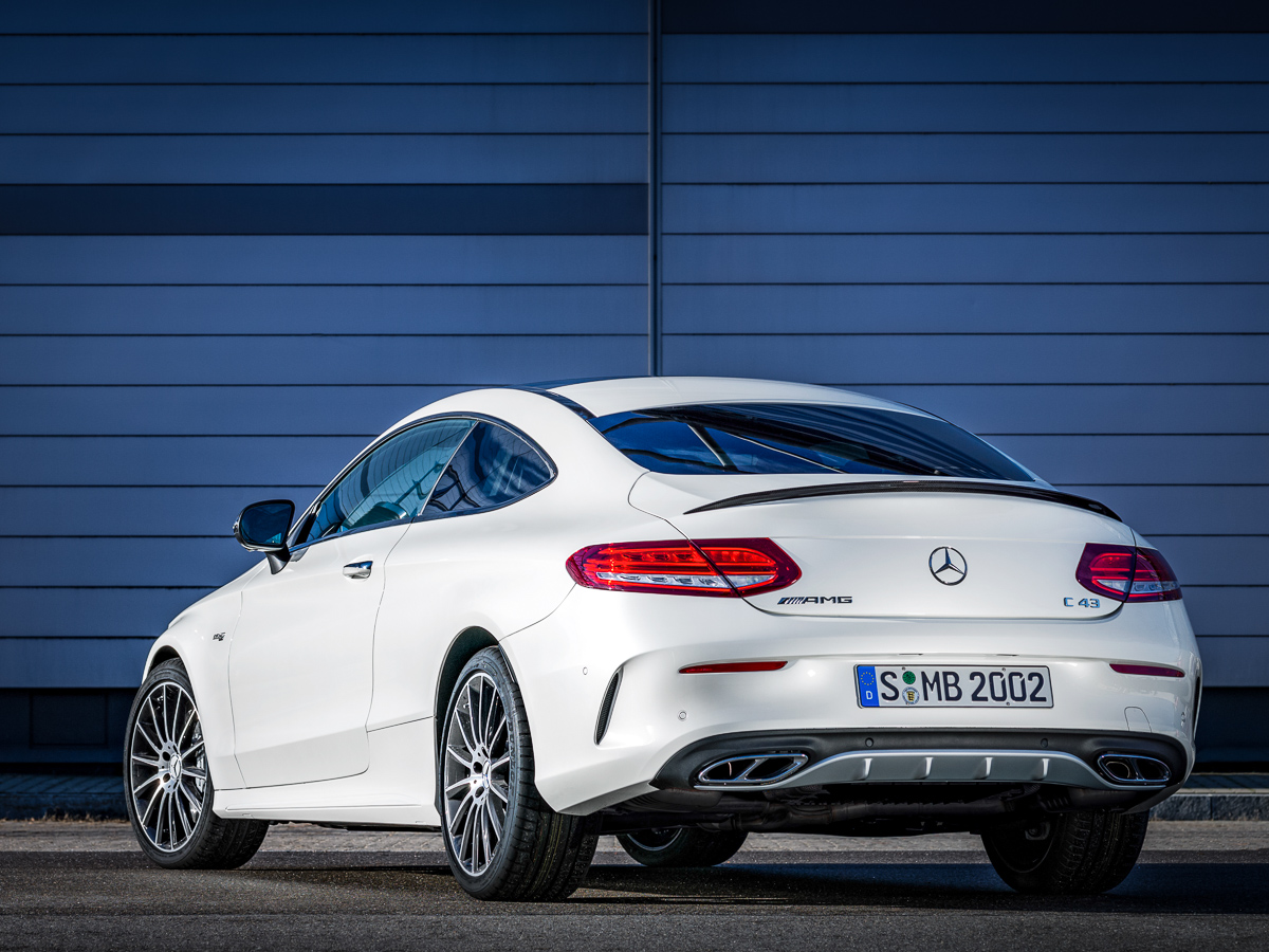 c coupe weiß